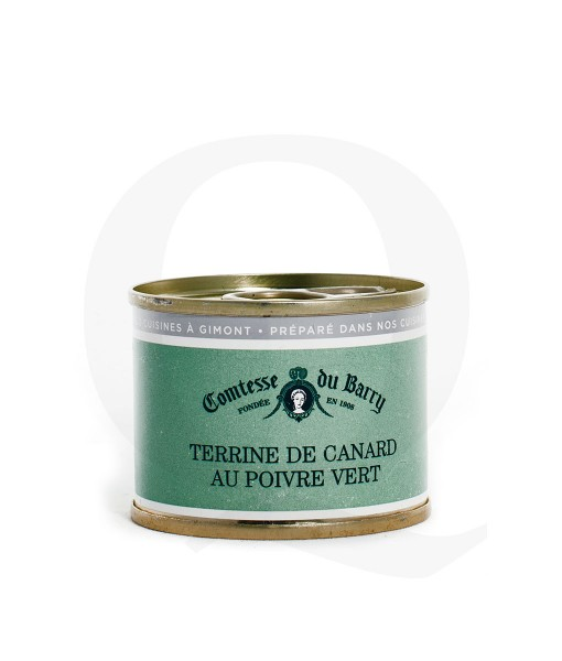 Paté d\\\'ànec amb pebre verd Comtesse du Barry (70g)