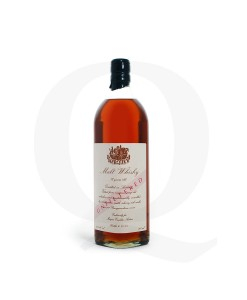 Whisky Marquet malt unfiltred 12 years 43 70cl Michel Couvreur