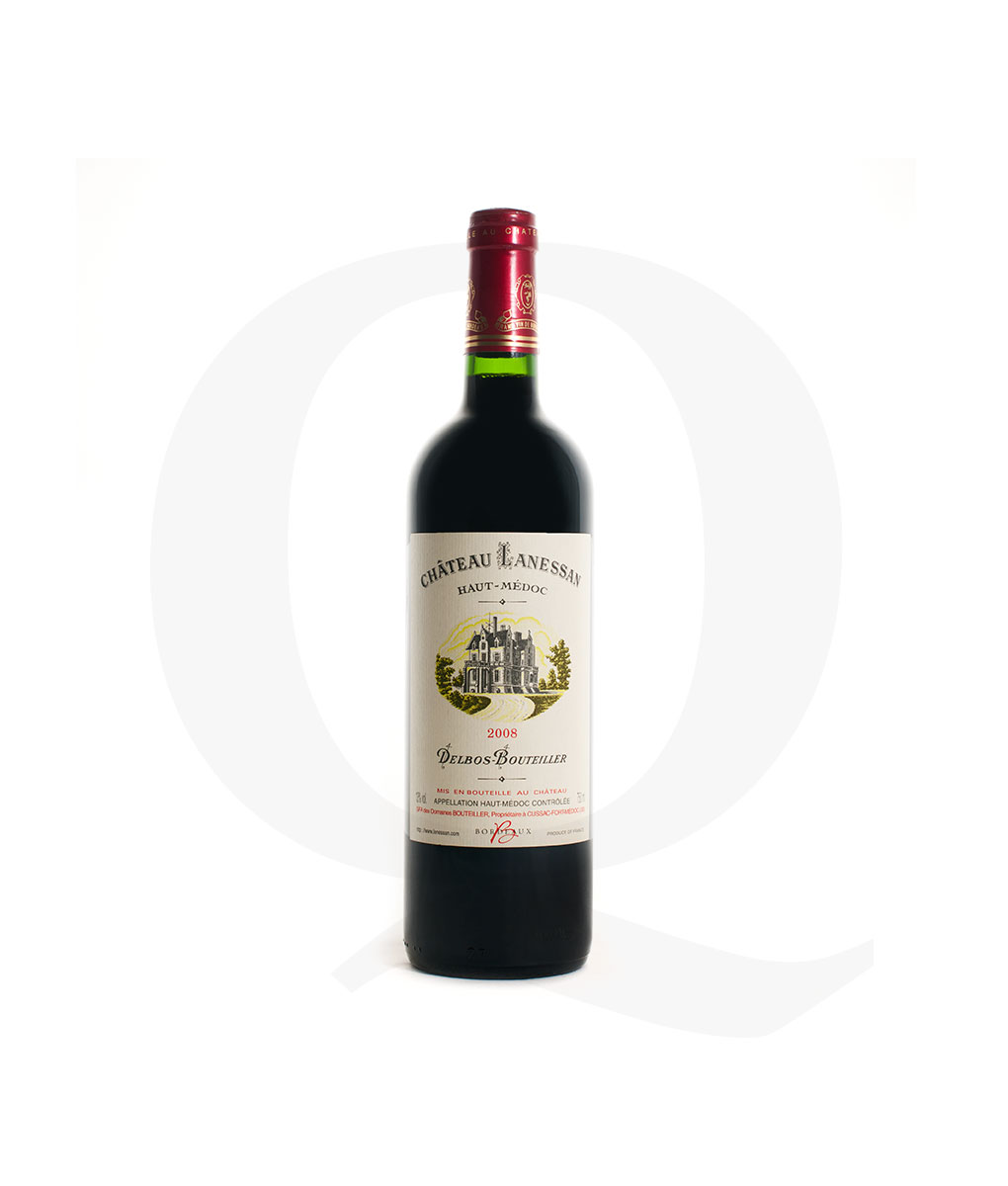 Ch teau lanessan 2008 marquet andorra for Chateau lanessan