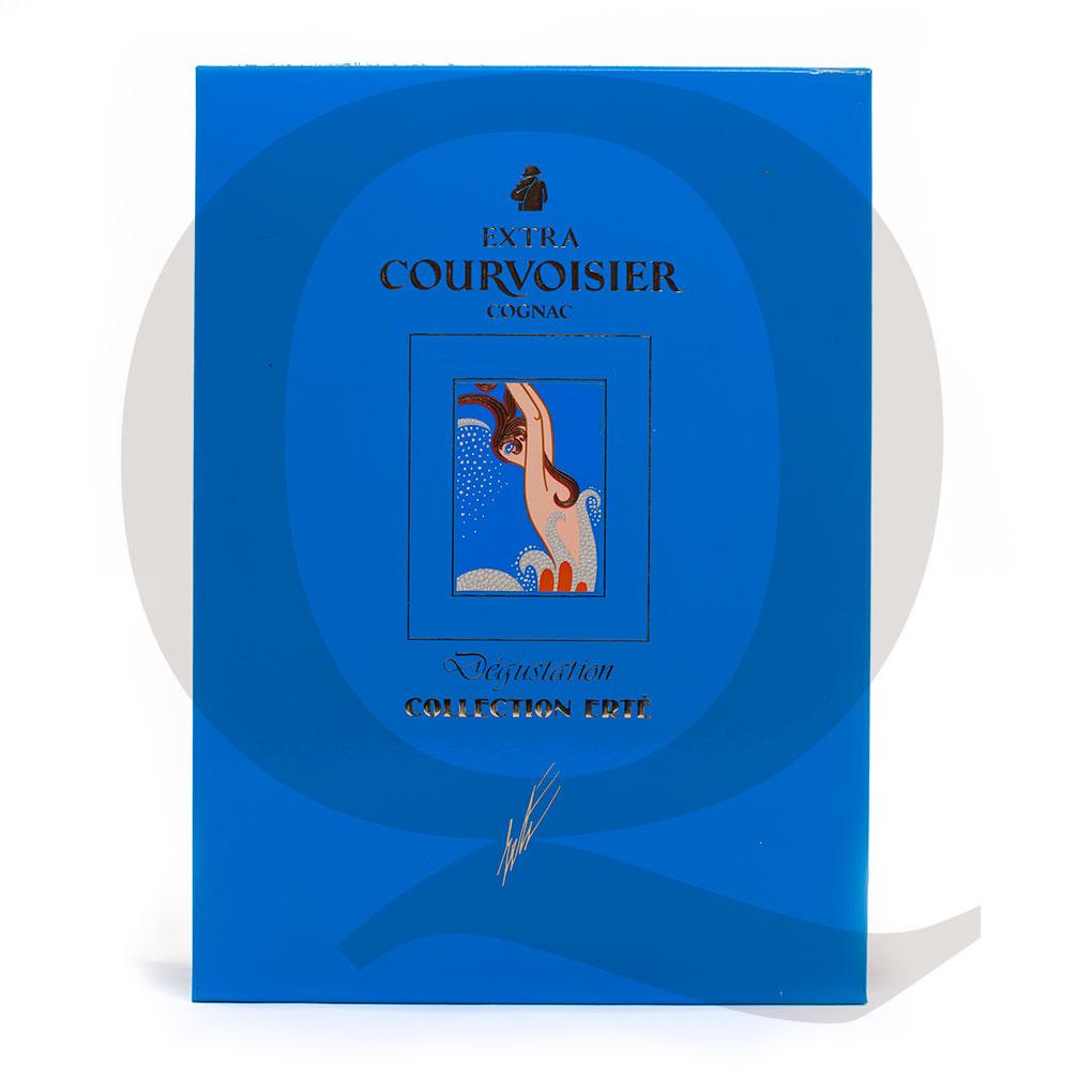 Cognac-Collection-Erté-Dégustation-Courvoisier