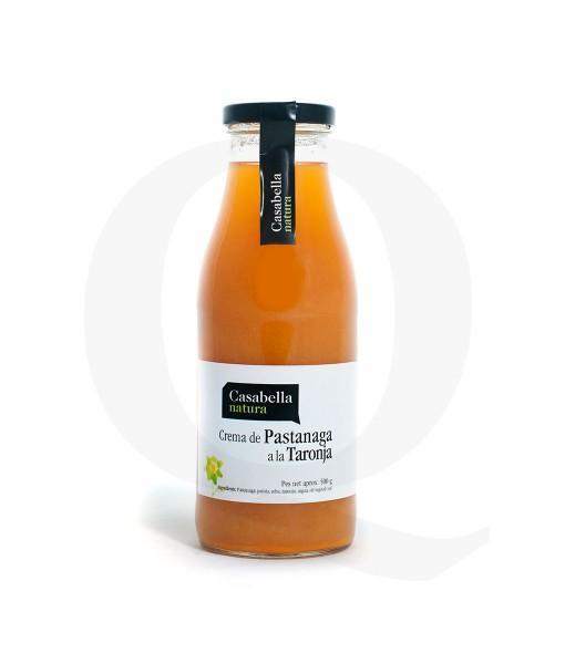 Crema de pastanaga i taronja Casabella natura